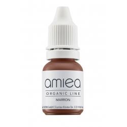 Organicline (5 ml)  - PIGMENTS AMIEA ORGANICLINE MARRON, Flacon 5 ml