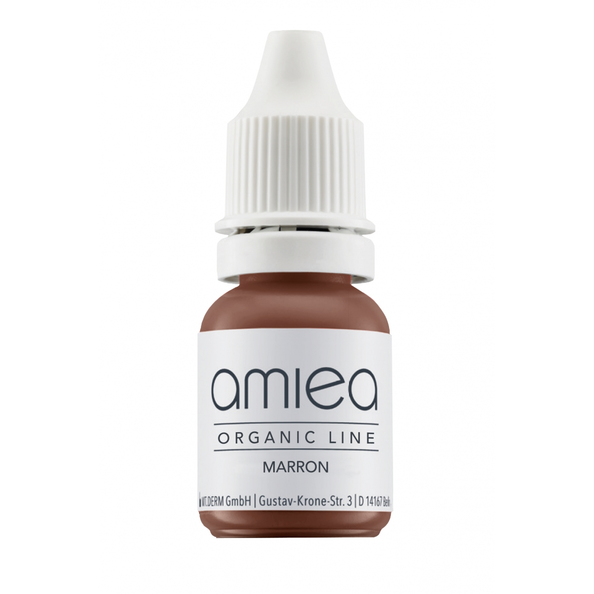 ORGANIC LINE (5ml)  - PIGMENT MARRON ORGANICLINE AMIEA (5 ml)
