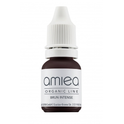 Organicline (5 ml)  - PIGMENTS AMIEA ORGANICLINE BRUN INTENSE, Flacon 5 ml