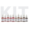 Kits Pigments - KIT ESSENTIELS EVOLUTIONLINE - MIXTE 5 ml (AMIEA)