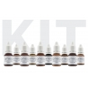 KITS COMPLETS - KIT AMIEA ESSENTIELS ORGANICLINE - SOURCILS (5 ml)