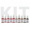 KITS COMPLETS - KIT AMIEA ESSENTIELS EVOLUTIONLINE PRO - MIXTE (5 ml)