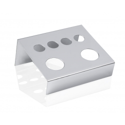 Consommables -  - PORTE 6 CUPULES EN INOX