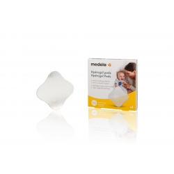 USAGE UNIQUE - MEDELA - COMPRESSE SOIN MAMELON POST PIGMENTATION LIFE REPAIR HYDROGEL (x4)