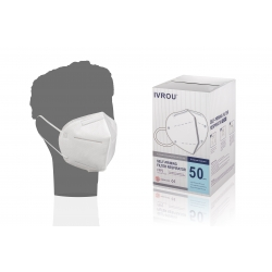 PROTECTIONS - MAUD PROFESSIONAL SHOP - MASQUE DE PROTECTION ALTERNATIF FFP2 A USAGE NON MEDICAL (NORMES CE) (x50)