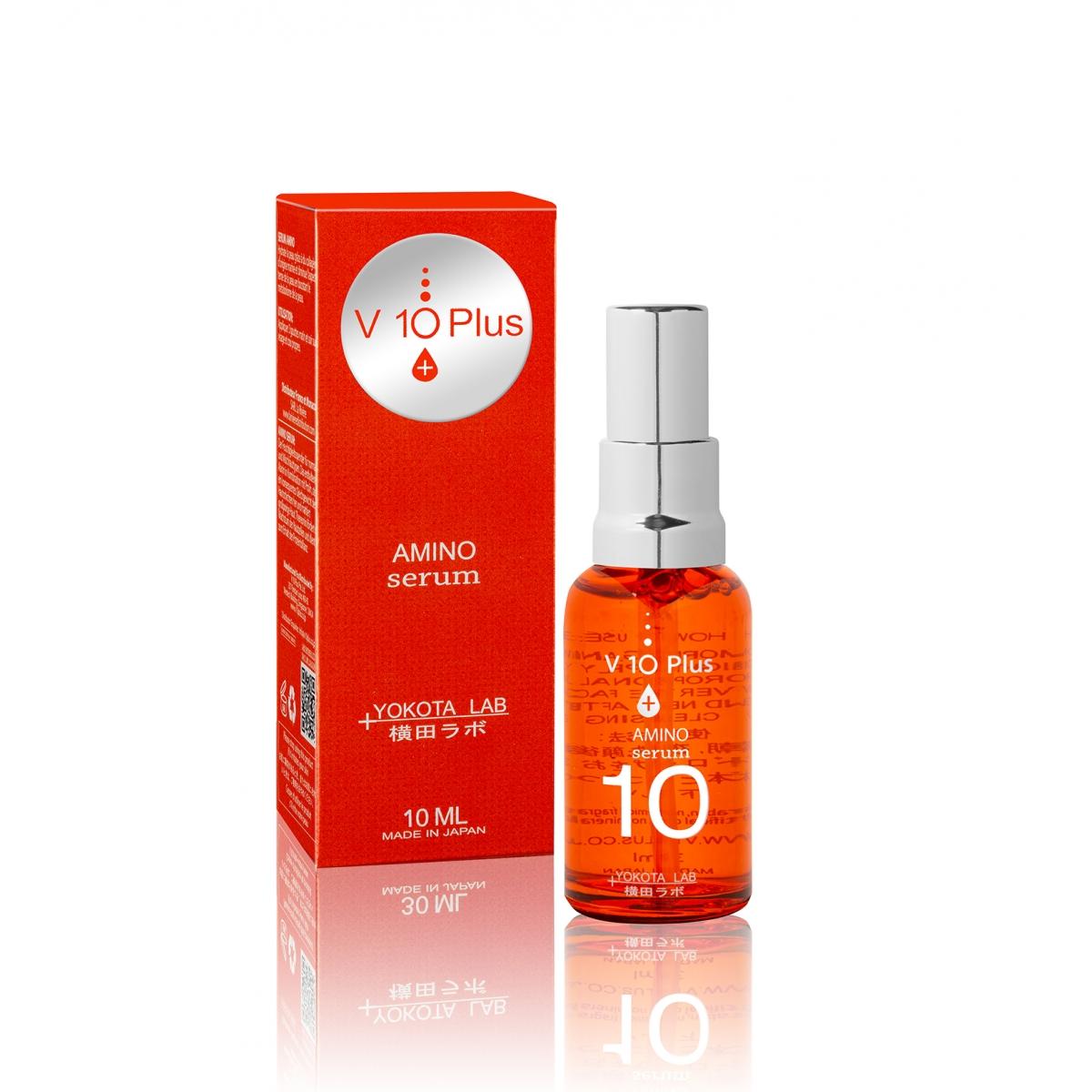 SOIN DU VISAGE - AMINO SERUM V10+ (10 ml)