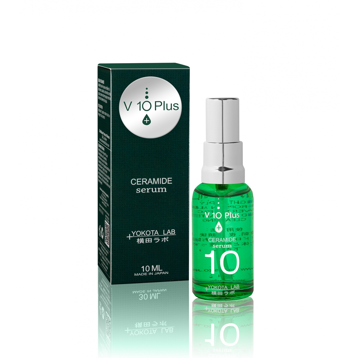 SOIN DU VISAGE - CERAMIDE SERUM V10+ (10 ml)