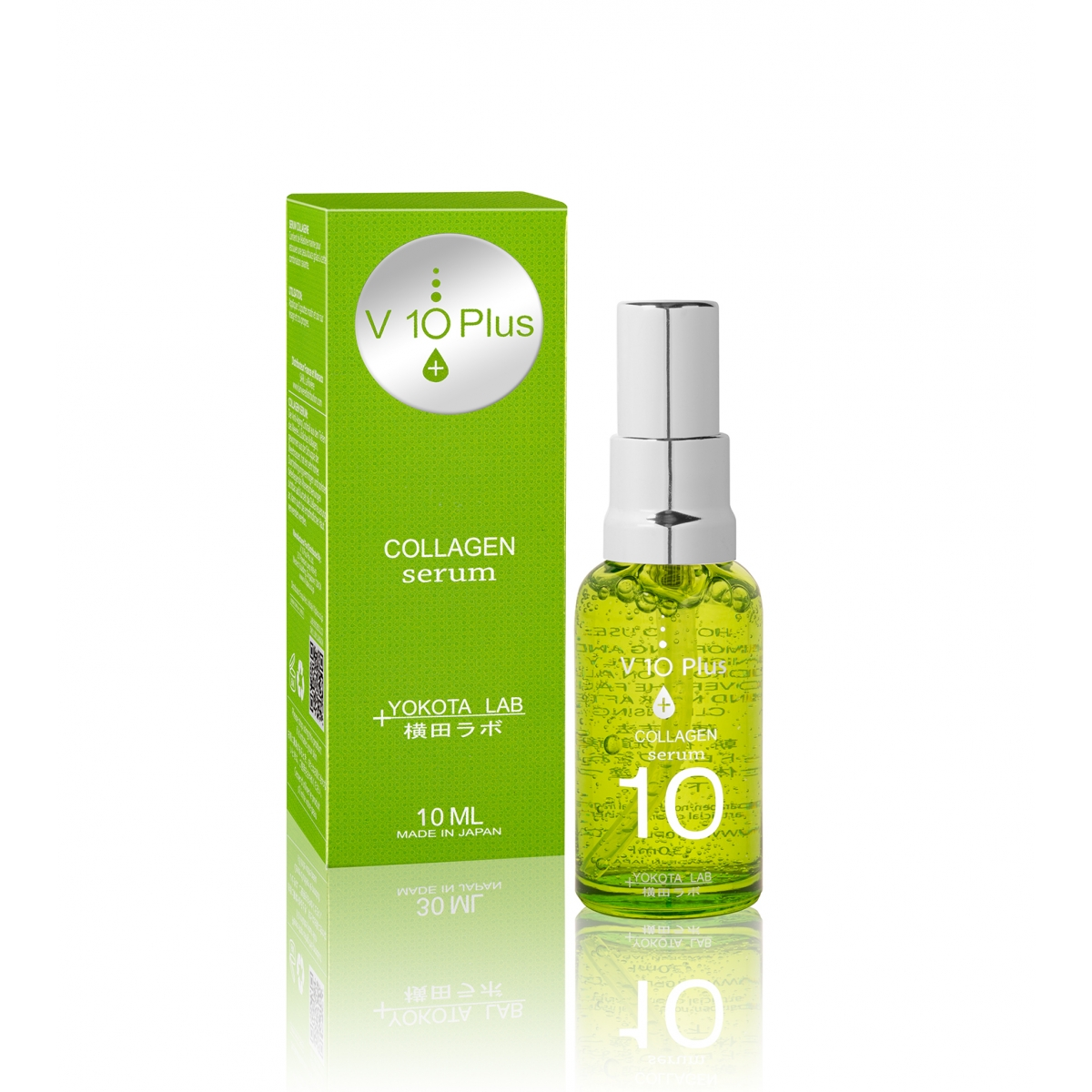 SOIN DU VISAGE - COLLAGENE SERUM V10+ (10 ml)