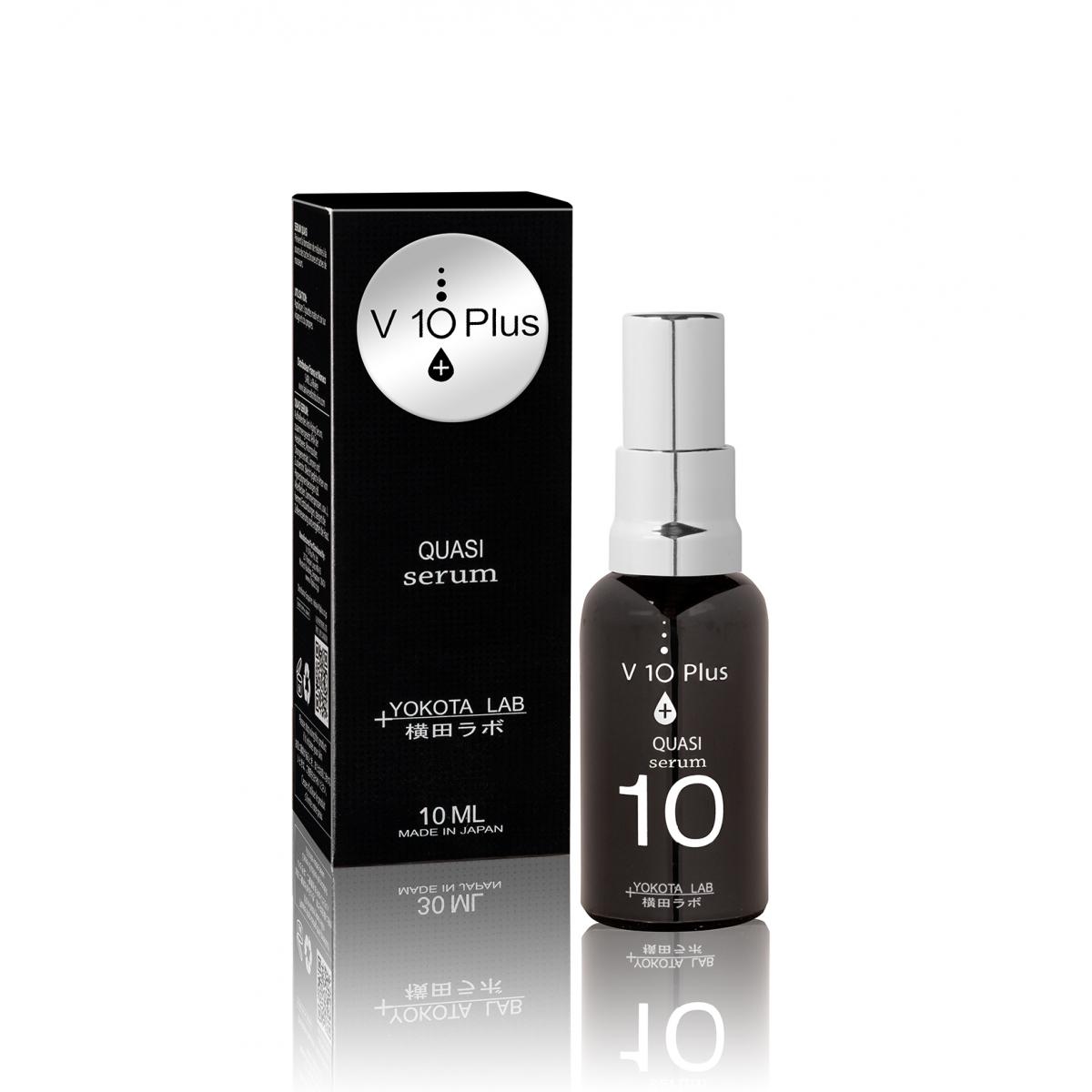 SOIN DU VISAGE - QUASI SERUM V10+ (10 ml)
