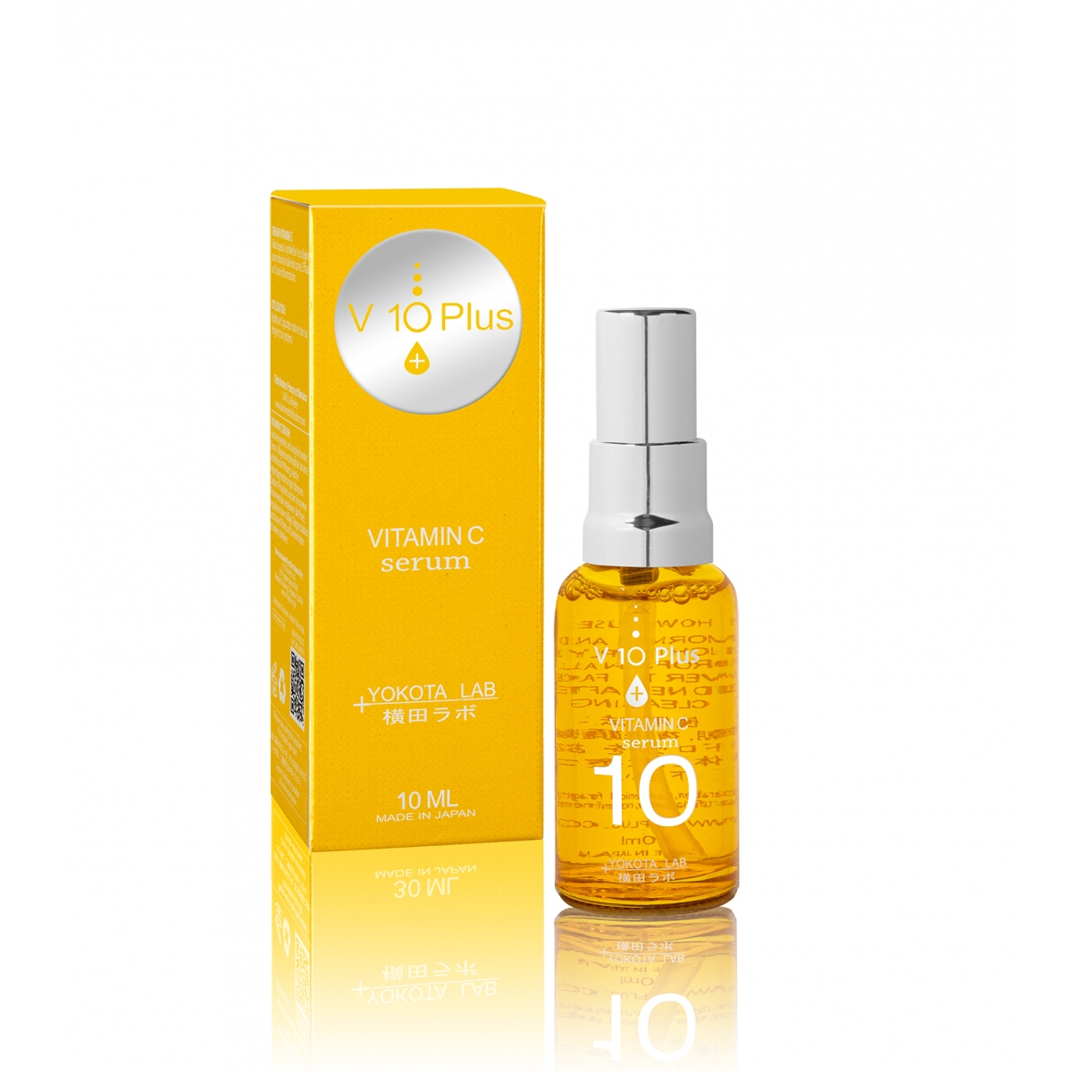 SOIN DU VISAGE - VITAMINE C SERUM V10+ (10 ml)