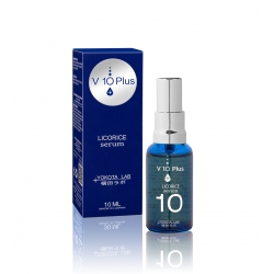 SOIN DU VISAGE - LICORICE SERUM V10+ (30 ml)