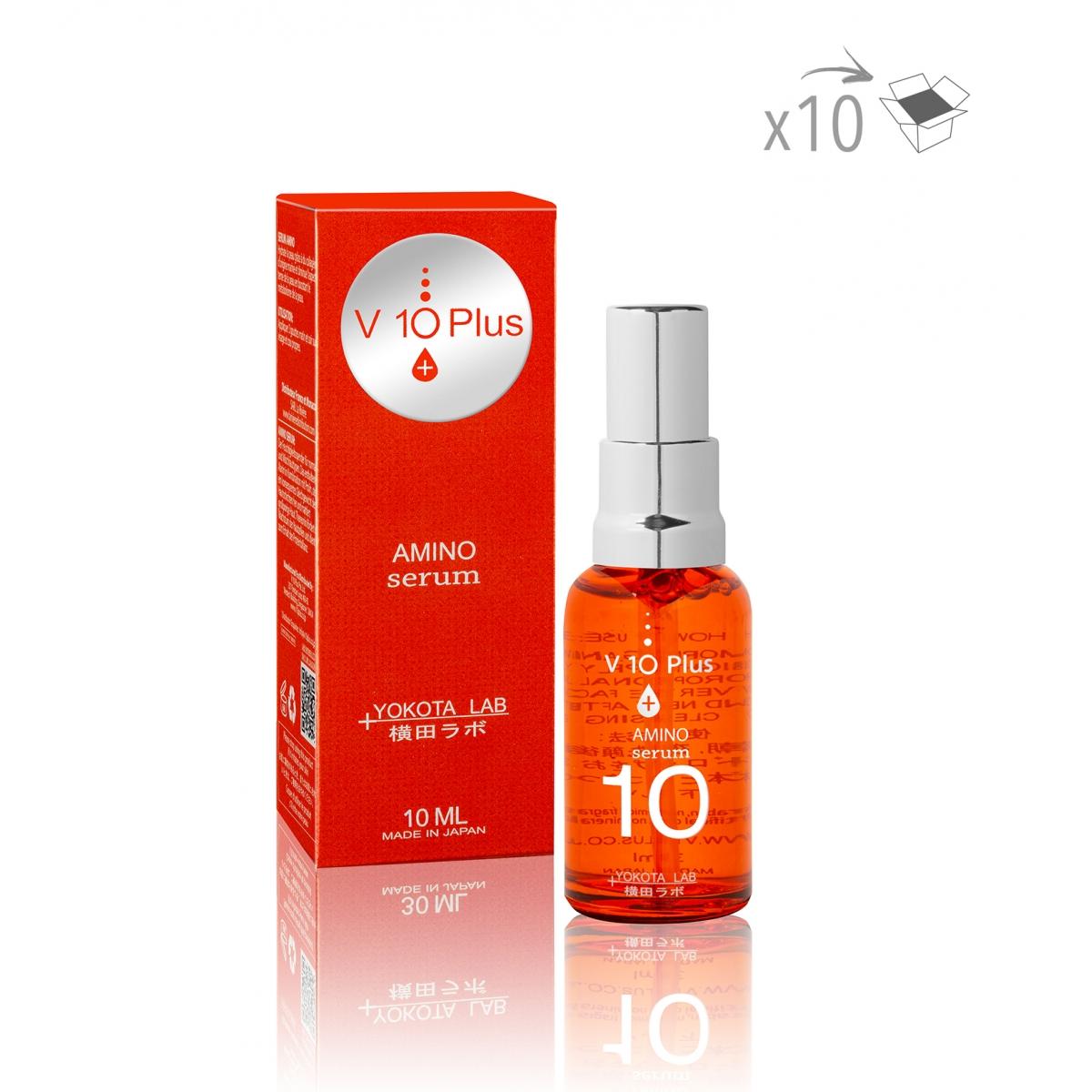 PRODUITS A LA REVENTE - AMINO SERUM V10+ (10 ml) (x10)