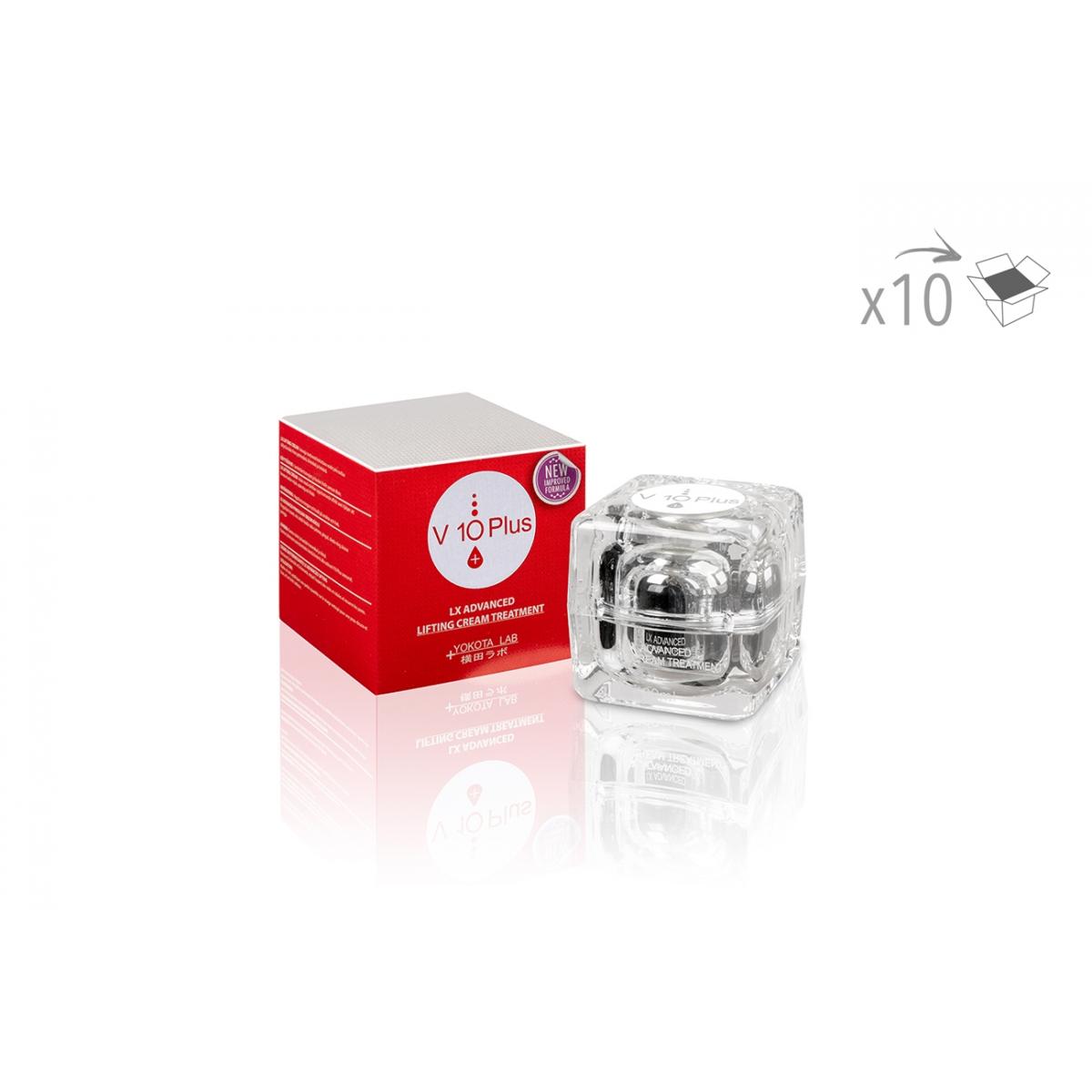 PRODUITS A LA REVENTE - CREME SOIN LX ADVANCED LIFTING V10+ (30 ml) (x10)