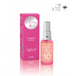 PRODUITS A LA REVENTE -  - VITAMINE A SERUM V10+ (30 ml) (x10)