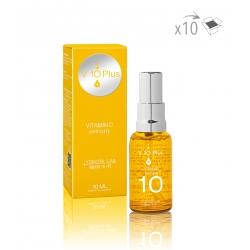 PRODUITS A LA REVENTE -  - VITAMINE C SERUM V10+ (10 ml) (x10)
