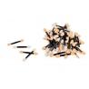 USAGE UNIQUE - MAUD PROFESSIONAL SHOP - APPLICATEUR MOUSSE DUO PETIT MODELE (x50)
