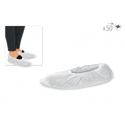 COUVRE CHAUSSURE BLANC (x50)