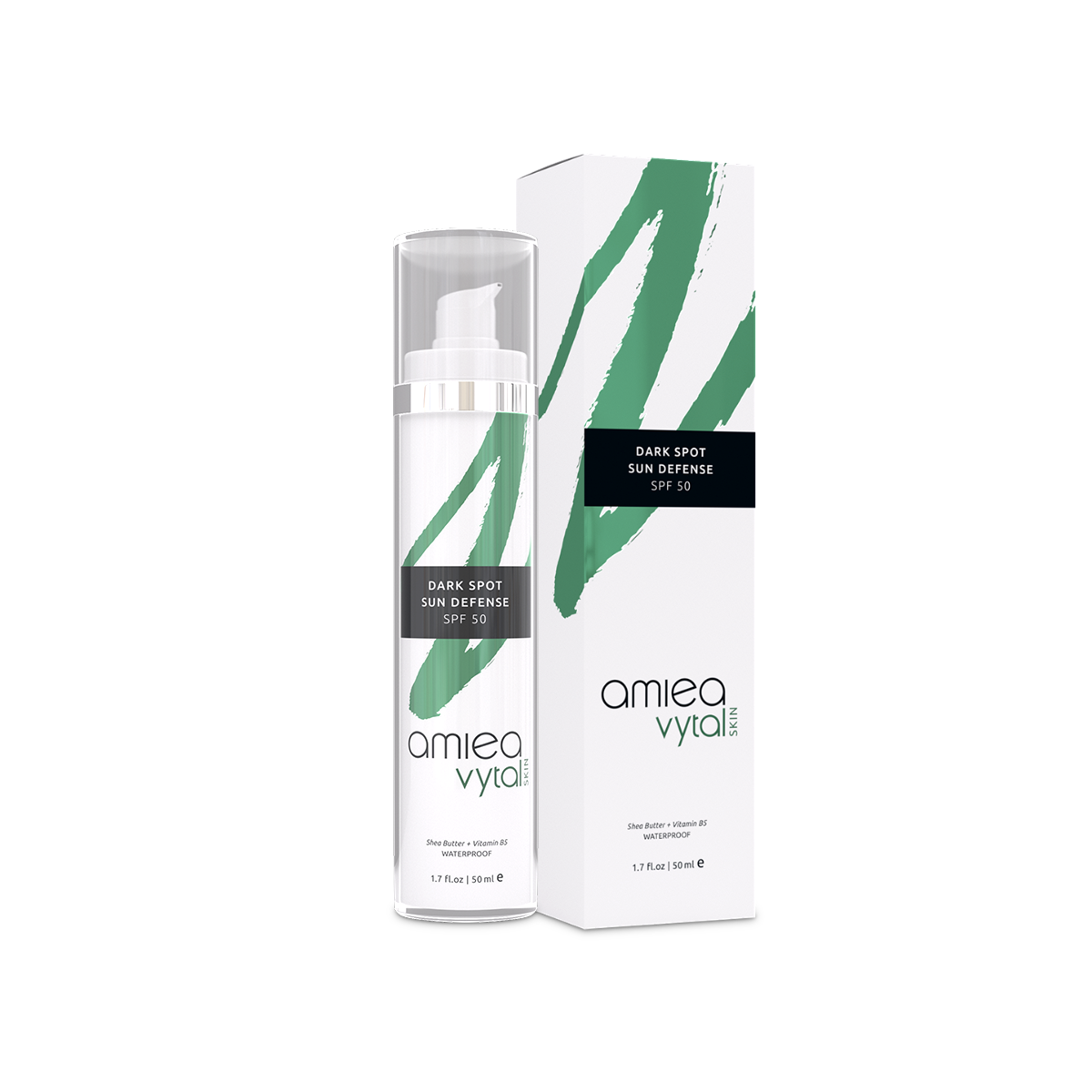 Crèmes - AMIEA VYTAL - CREME PROTECTION SOLAIRE VYTAL SKIN UV50+ (50 ml)