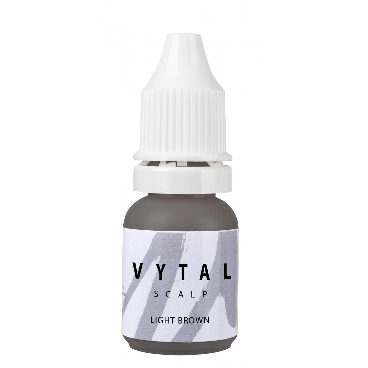 AMIEA VYTAL - PIGMENT CHÂTAIN VYTAL SCALP AMIEA (10 ml)