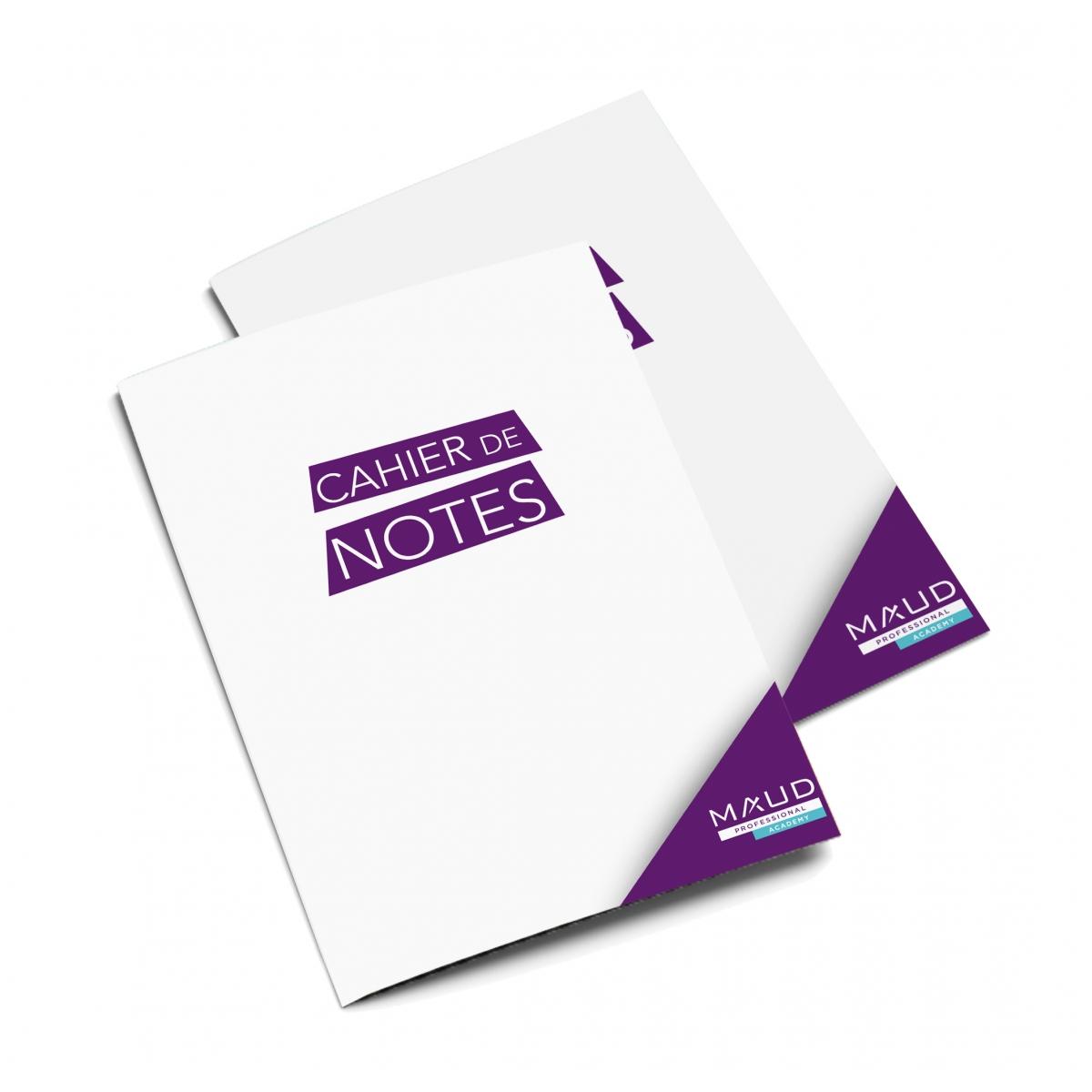 ACADEMIES - MAUD PROFESSIONAL SHOP - CARNET DE NOTE - ACADEMY (x 1)