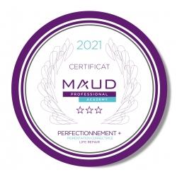 ACADEMIES - MAUD PROFESSIONAL SHOP - MACARON PERFECTIONNEMENT PLUS LIFE REPAIR (x10)