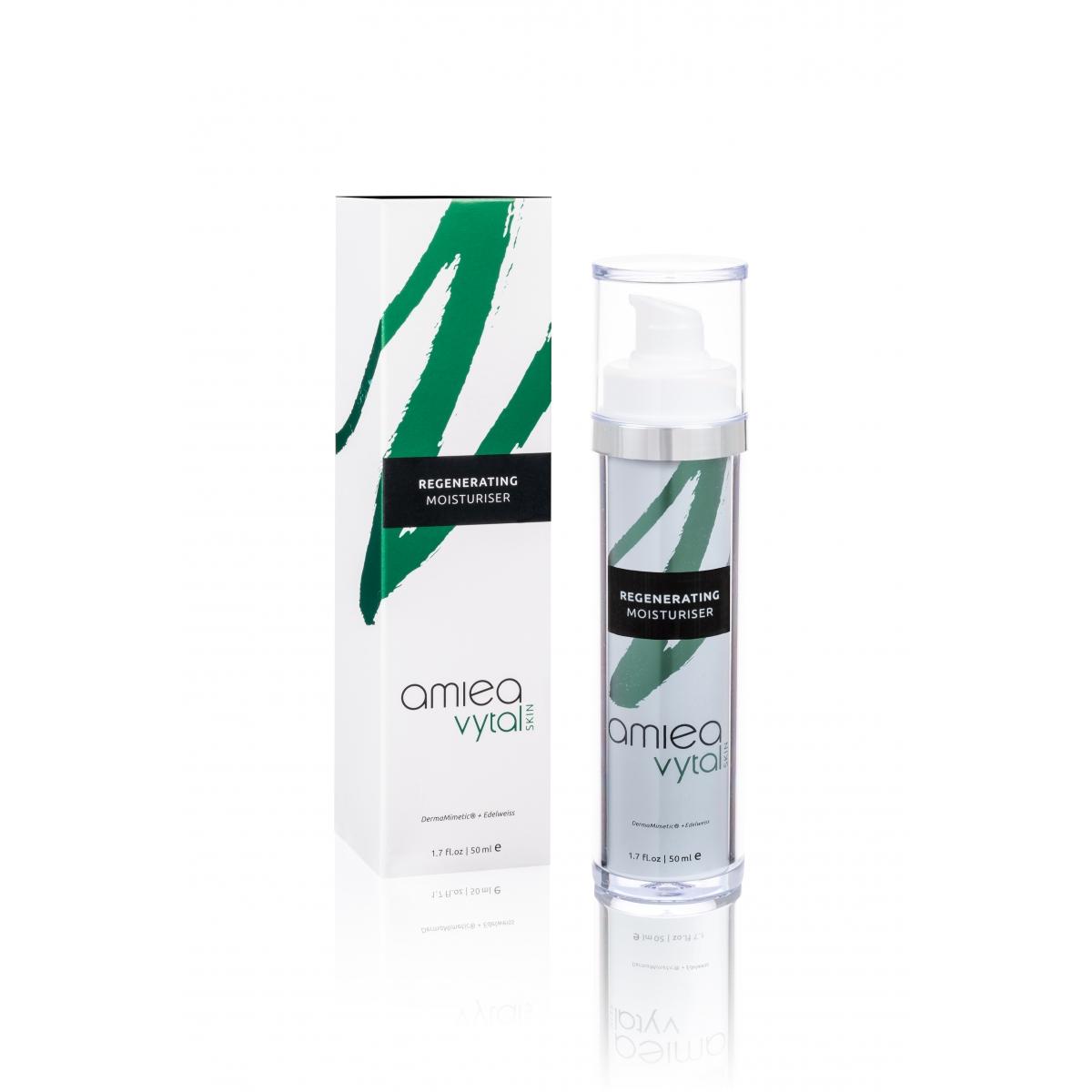 Crèmes - AMIEA VYTAL - CREME HYDRATANTE ANTI-AGE VYTAL SKIN (50 ml)