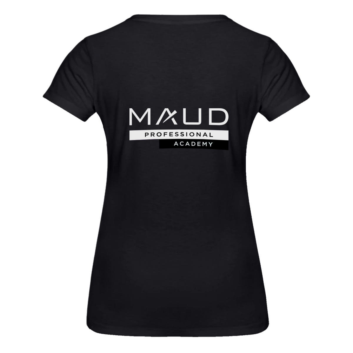 VETEMENTS - MAUD PROFESSIONAL SHOP - T-SHIRT MAUD ACADEMY FEMME NOIR