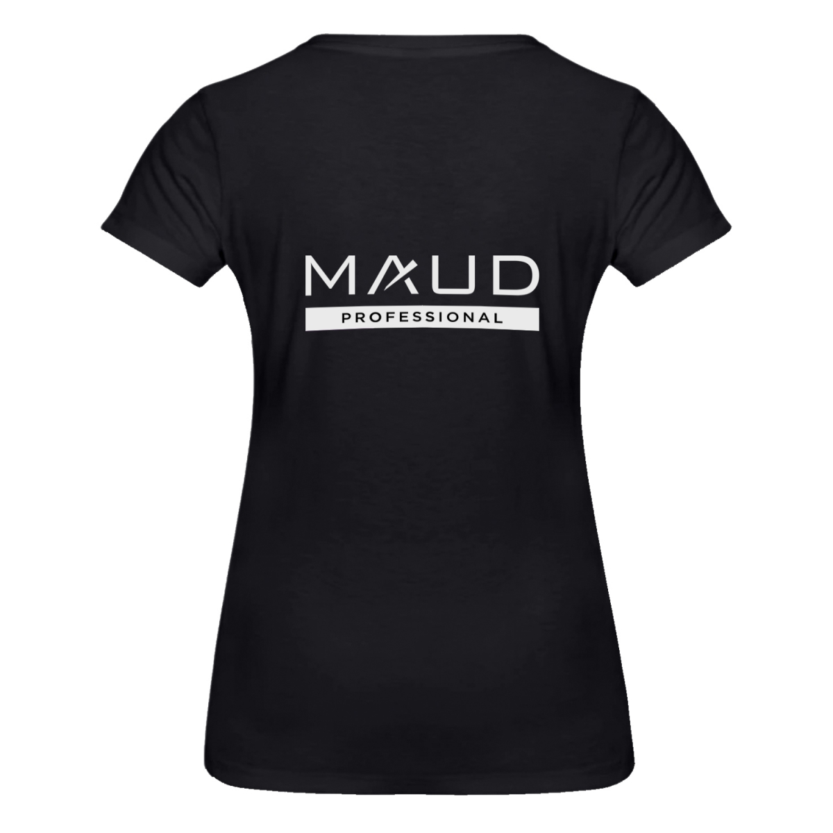 VETEMENTS - MAUD PROFESSIONAL SHOP - T-SHIRT MAUD PROFESSIONNEL SHOP FEMME NOIR