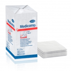 USAGE UNIQUE - COMPRESSE MEDICOMP (NT NS) (x100)