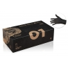 GANTS LATEX MEDIUM, NOIR