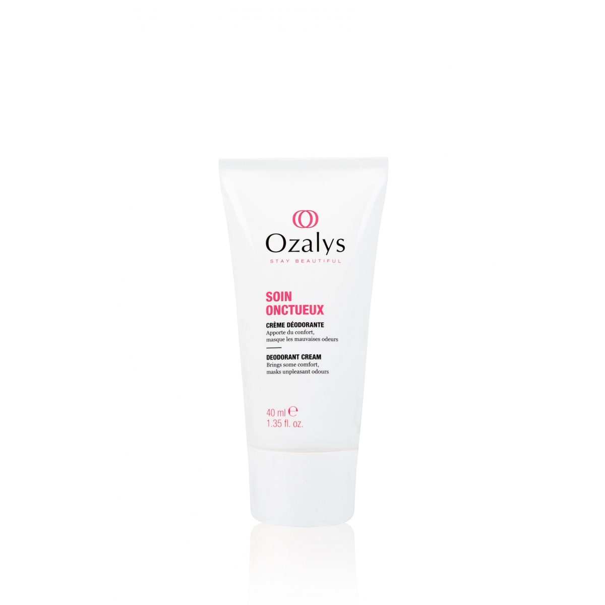 SOINS CANCER - CREME DEODORANTE SOIN ONCTEUX OZALYS