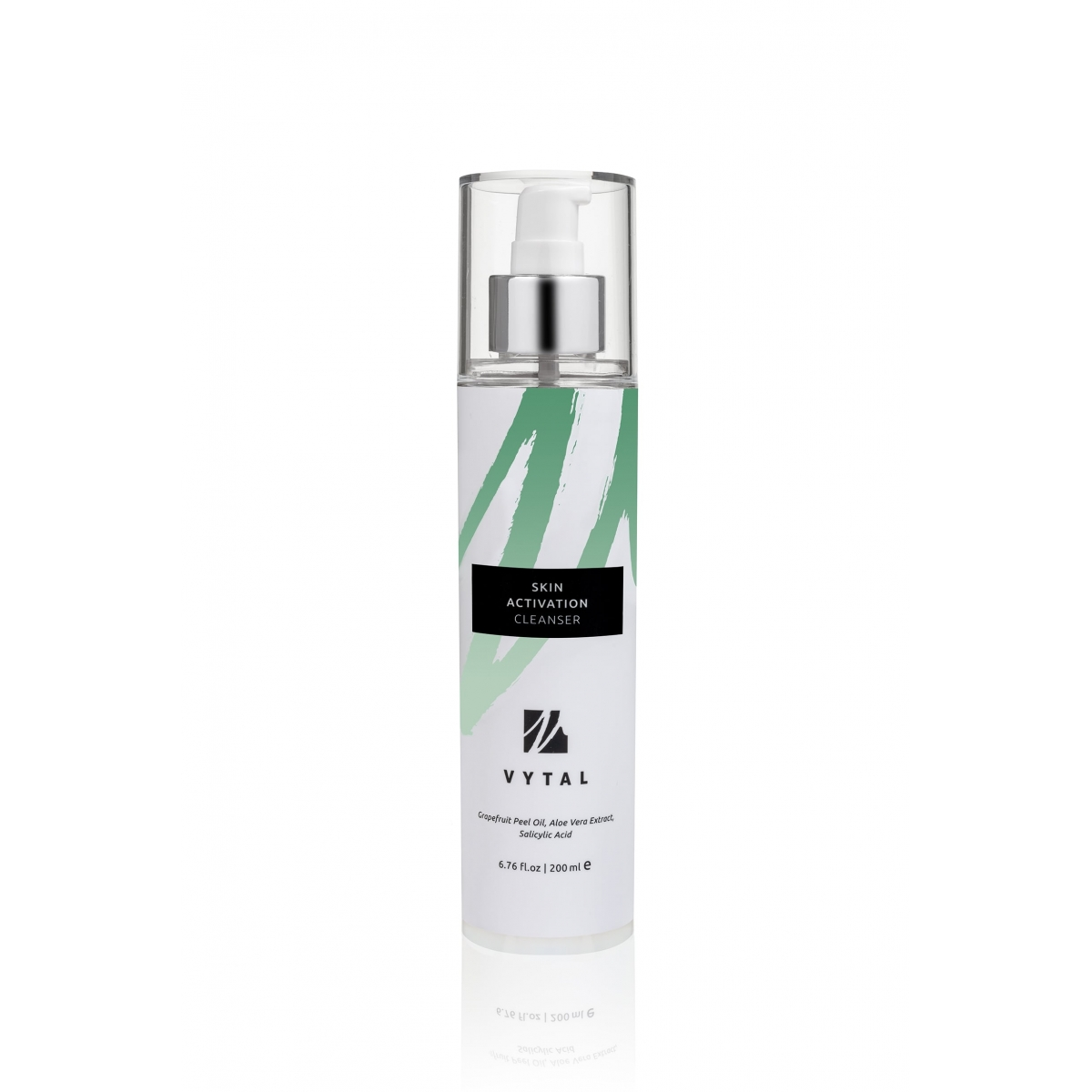 Consommables - Vytal Skin - SKIN ACTIVATION CLEANSER (200 ml)
