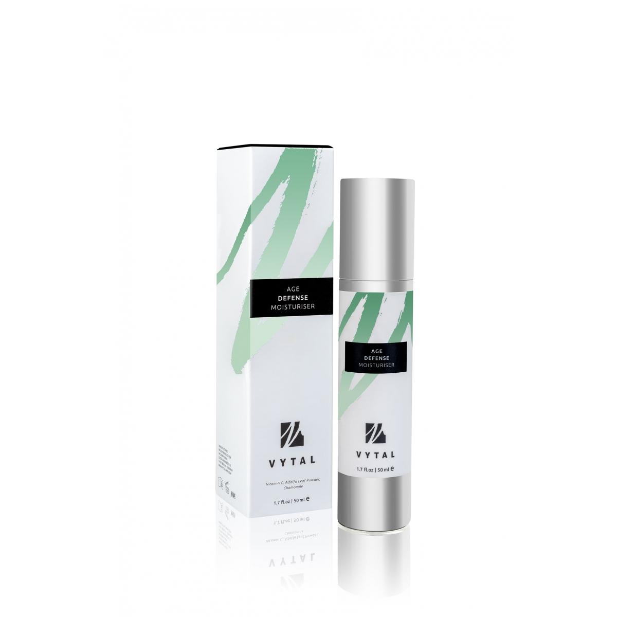 Vytal Skin - Vytal Skin - AGE DEFENCE MOISTURISER (50 ml)