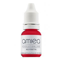 Evolutionline (10 ml) - PIGMENTS AMIEA EVOLUTIONLINE RED POSETTIA, 10 ml