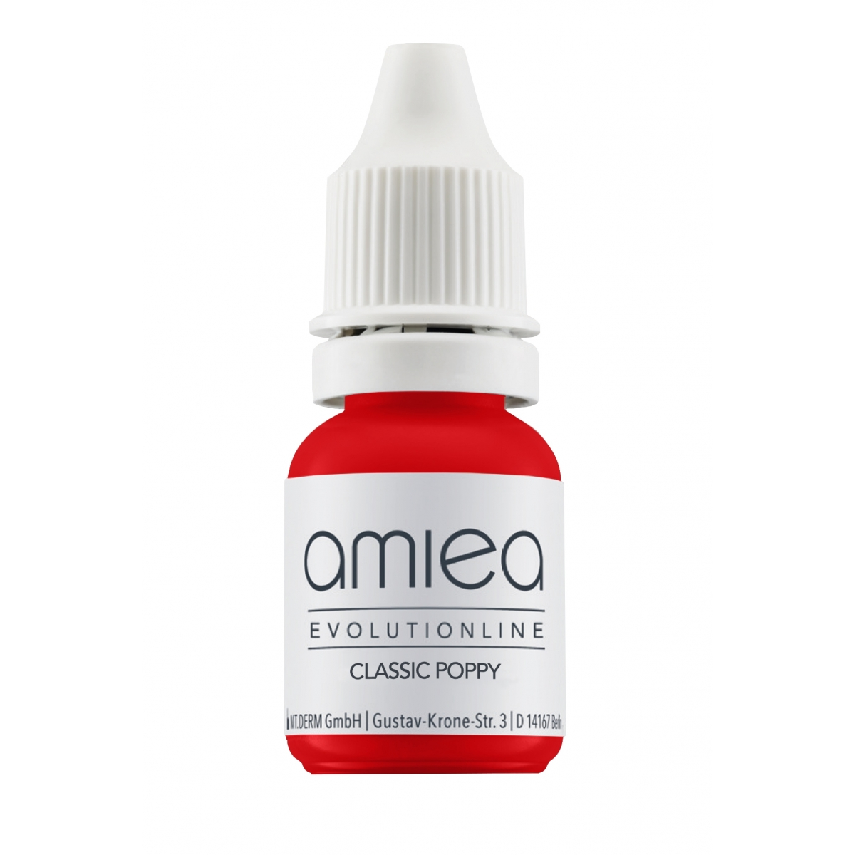 Evolutionline (10 ml) - PIGMENTS AMIEA EVOLUTIONLINE CLASSIC POPPY, 10 ml