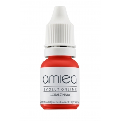 PIGMENTS AMIEA EVOLUTIONLINE CORAL ZINNIA, 10 ml