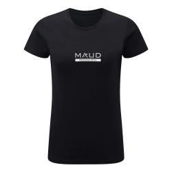 VETEMENTS -  - T-SHIRT MAUD PROFESSIONNEL SHOP FEMME NOIR