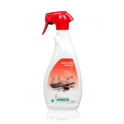 HYGIENE -  - NETTOYANT DESINFECTANT SURFACE SURFA'SAFE ANIOS (750 ml)