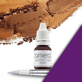 Un pigment AMAZON @amiea_international pour des sourcils bruns naturels couplé à un module GENIUS 👉 sourcils « on fleek »  #pigments #pigmentation #pigmentsbrows #brow #browsonfleek #browsartist #amiea #dermopigmentation  #dermographe #dermografo