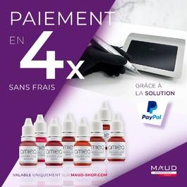PROFITEZ DU PAIEMENT EN 4X ! 🤩  Une grosse commande en préparation ? Aucun souci ! 🙌  Profitez du paiement en 4x sans frais avec Paypal sur tout le site Maud Shop et approvisionnez vos stocks dès que vous en avez besoin, avec facilité 🥰  Proposez le meilleur à vos clientes ! Rendez-vous sur www.maud-shop.com ⬅️  Maud Shop 📍28 Avenue d'Iéna, 75016 ☎️01.47.04.88.88  #maudshop #shop #shopit #maquillagepermanent #permanentmakeup #pigment #pigmentation #organic #vegan #veganmakeup #amia #amieafrance #pmu #beauty