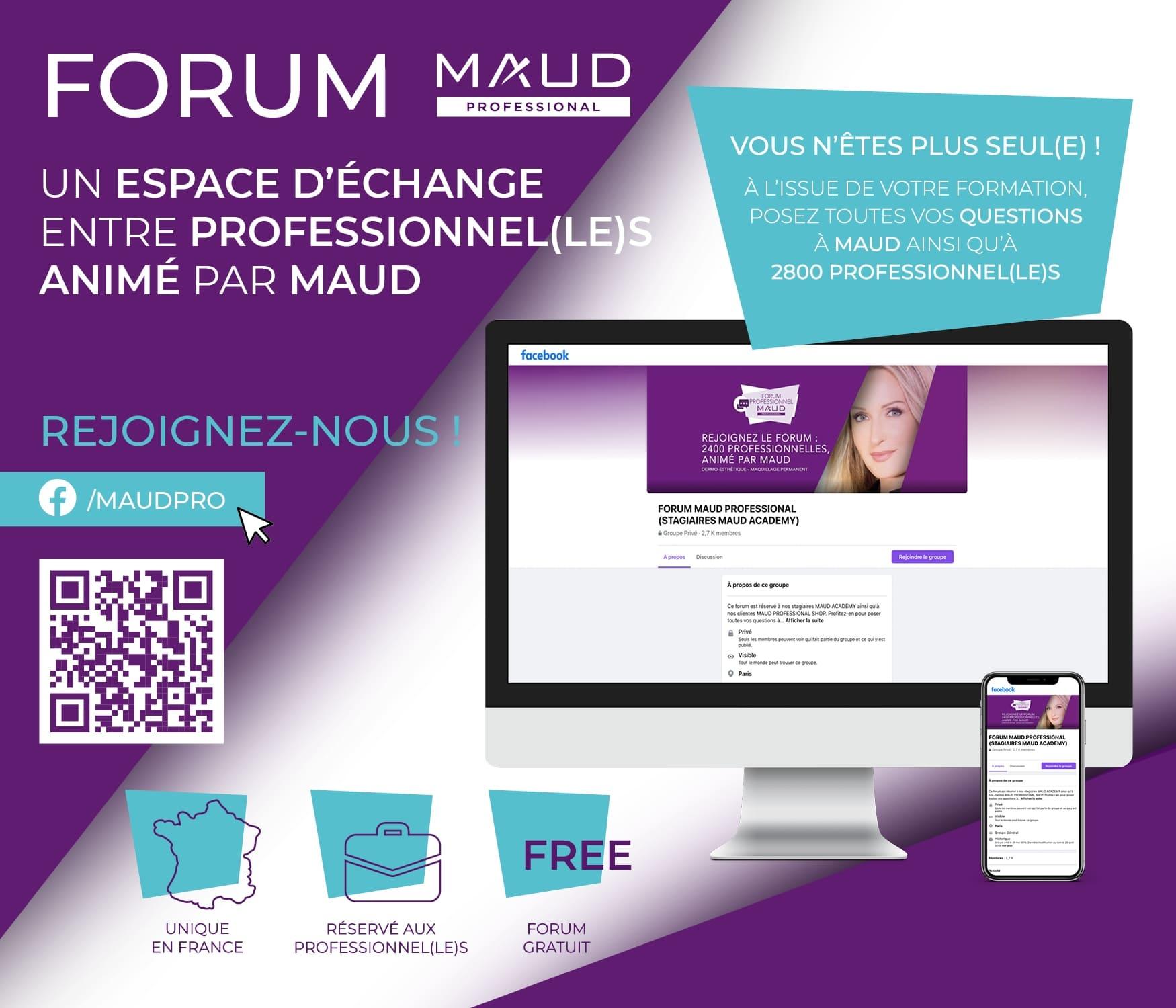 Forum d'échange professionnel - Maud Shop